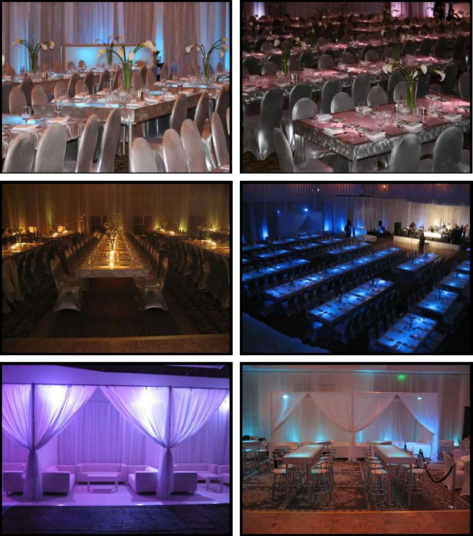 Weddings LED Illuminated
